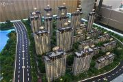 中国铁建青秀澜湾沙盘图