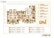 东山・尚79--136平方米户型图