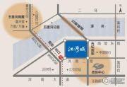 保利达江湾城交通图