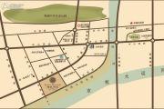 绿城悦庄交通图