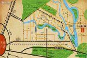 星岛国际交通图