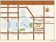 银海龙城交通图