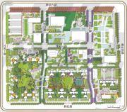 佛山绿地中心・璀璨天城规划图