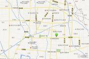 宇鑫国际广场交通图