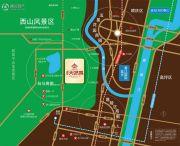 蓝光香江国际二期规划图