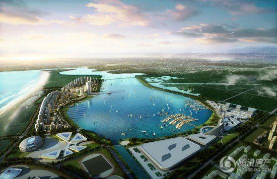 自在澜湾现均价6500元/平 私享黄海之滨一线海景
