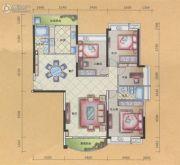 半山豪庭4室2厅2卫0平方米户型图