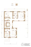 首创・禧瑞墅|河著5室5厅5卫293--358平方米户型图