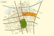 雨润中央宫园交通图