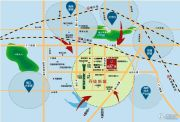 北极・乐达广场规划图