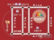 华城馨苑交通图