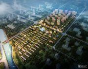 鸿坤・凤凰城规划图