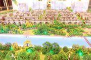 同济东时区沙盘图