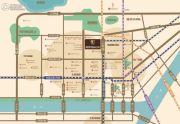 君奕国际公馆交通图