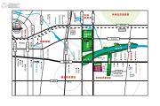 中房绿博景苑交通图