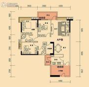 御林苑4室2厅2卫0平方米户型图