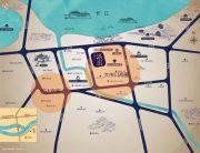 东方诚园交通图