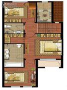 润泽尚苑5室3厅5卫0平方米户型图