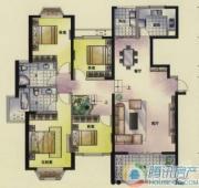 东方名城0室0厅0卫287平方米户型图