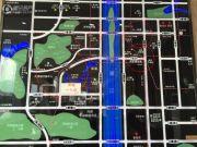 中南一号院交通图
