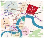 北大资源江山名门交通图