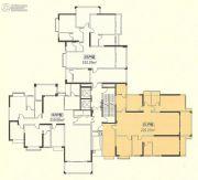 恒怡湾5室2厅3卫0平方米户型图