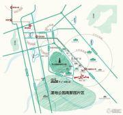 银城一方山交通图