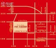 兴业・大连花园交通图
