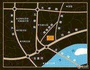万科铂萃园交通图