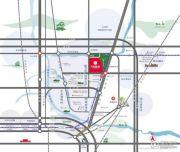 国门智慧城交通图