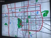 海成天山绿洲四期交通图