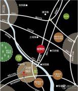 银翔城交通图