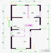 上上城青年社区二期2室0厅0卫82平方米户型图