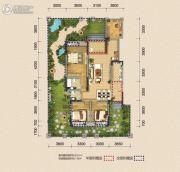 巨龙江山国际112平方米户型图