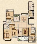 清远奥园0室0厅0卫0平方米户型图