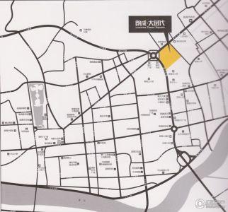 临海市区地图高清版
