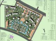 大都金沙湾规划图