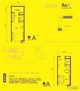 熙悦0室0厅0卫86--90平方米户型图
