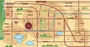 金科维拉�f园交通图