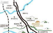 ��山国际小镇交通图