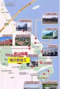 富港SOHO BOX交通图