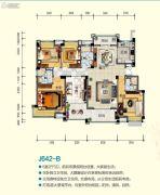 安阳碧桂园5室2厅3卫184平方米户型图