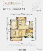 世茂天樾0室0厅0卫235平方米户型图