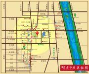 贵和・美景华庭交通图