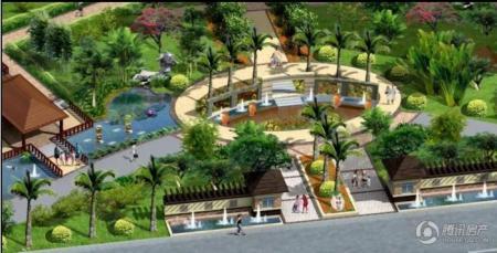 棕榈泉花园