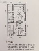 晋园4室6厅5卫451平方米户型图