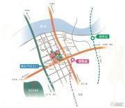万豪水晶湾交通图