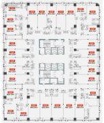 扬州万达广场30--90平方米户型图