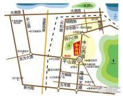 金满楼商业广场交通图