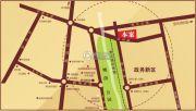金东华府交通图